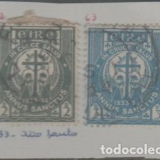Sellos: LOTE (3) SELLOS IRLANDA 1932. Lote 234374945