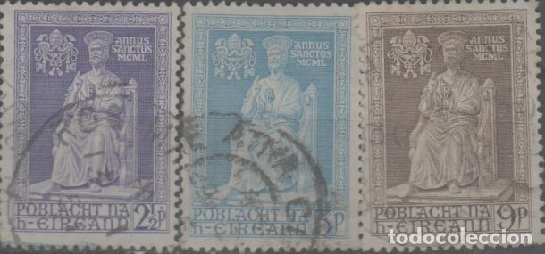 LOTE (3) SELLOS IRLANDA 1949 SERIE COMPLETA ALTO VALOR (Sellos - Extranjero - Europa - Irlanda)