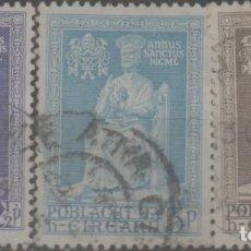Sellos: LOTE (3) SELLOS IRLANDA 1949 SERIE COMPLETA ALTO VALOR. Lote 234375185