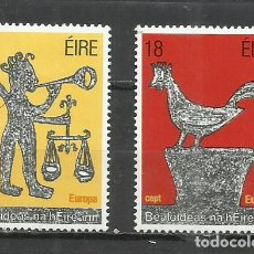 Sellos: Q616F-MNH** NUEVO SERIE COMPLETA IRLANDA EUROPA 1981 Nº 440/1. Lote 235441620