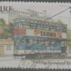 Timbres: LOTE G-SELLOS IRLANDA TRANSPORTE. Lote 241233190