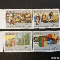 Sellos: IRLANDA Nº YVERT 999/2*** AÑO 1997. 75 ANIVERSARIO DEL ESTADO DE IRLANDA. Lote 242008930