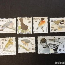 Sellos: IRLANDA Nº YVERT 1057/4*** AÑO 1998. AVES. Lote 242009080