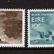 Sellos: IRLANDA 197/98** - AÑO 1967 - AÑO INTERNACIONAL DEL TURISMO. Lote 242161335