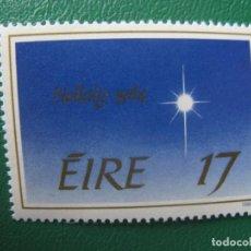 Sellos: IRLANDA, 1984, NAVIDAD, YVERT 555. Lote 245079590