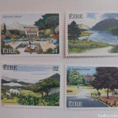 Sellos: SELLOS DE IRLANDA 1989 . PARQUES NACIONALES Y JARDINES. SG 714-717. Lote 249346595
