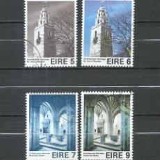 Francobolli: IRLANDA - 1975 - MICHEL 327/330 - USADO. Lote 255963265