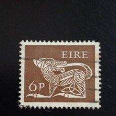 Sellos: IRLANDA 6P ARTE CELTA AÑO 1922-95.. Lote 262778640