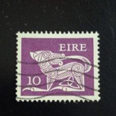 Sellos: IRLANDA 10, ARTE CELTA AÑO 1922-95.. Lote 262778980