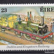 Sellos: IRLANDA, 1984, STAMP, MICHEL 528. Lote 264564474