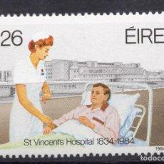Sellos: IRLANDA, 1984, STAMP, MICHEL 536. Lote 264565044
