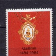 Francobolli: IRLANDA, 1984, STAMP, MICHEL 547. Lote 264683994
