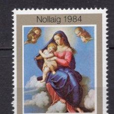 Sellos: IRLANDA, 1984, STAMP, MICHEL 551. Lote 264684294