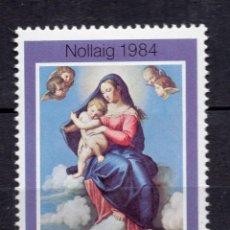 Sellos: IRLANDA, 1984, STAMP, MICHEL 552. Lote 264684329