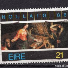 Sellos: IRLANDA, 1986, STAMP, MICHEL 611. Lote 264684534