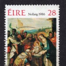 Sellos: IRLANDA, 1986, STAMP, MICHEL 612. Lote 264684589