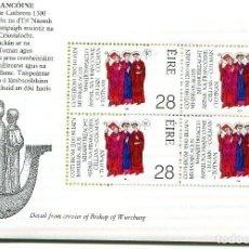 Sellos: IRLANDA, 1989, BOOKLET, MICHEL 683. Lote 264684979