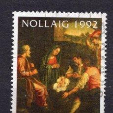 Sellos: IRLANDA, 1992, STAMP, MICHEL 813. Lote 264685484