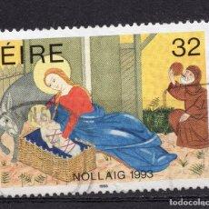 Sellos: IRLANDA, 1993, STAMP, MICHEL 841. Lote 264685709
