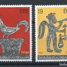 """Francobolli: IRLANDE N°440/41** (MNH) 1981 - EUROPA """"FOLKLORE"""". Lote 266481328"""