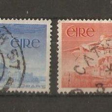 Sellos: IRLANDA. 1948-65. AÉREO. YV. Nº 2,6. Lote 268940114