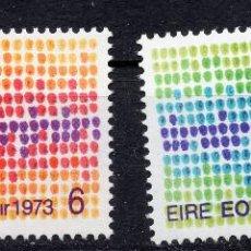 Sellos: IRLANDA, 1973 STAMP , MICHEL 287-288. Lote 269989828