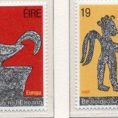 Sellos: IRLANDA, 1981 STAMP , MICHEL 439-440. Lote 269989883