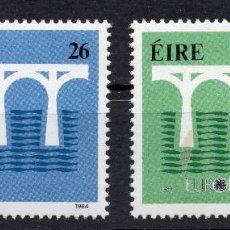 Sellos: IRLANDA, 1984 STAMP , MICHEL 538-539. Lote 269989893