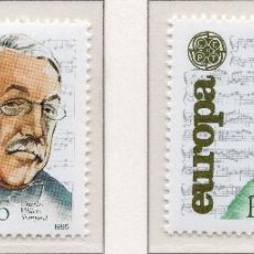 Sellos: IRLANDA, 1985 STAMP , MICHEL 563-564. Lote 269989963
