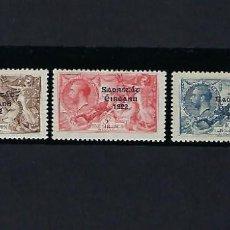 Sellos: IRLANDA. AÑO 1925. ESTADO LIBRE DE IRLANDA.. Lote 276592638
