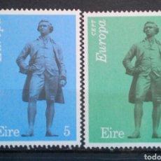 Sellos: IRLANDA TEMA EUROPA CEPT SERIE DE SELLOS NUEVOS. Lote 293325518