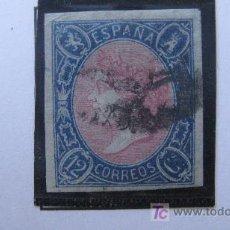 Sellos: 1865 ISABEL II EDIFIL 70. Lote 27576987