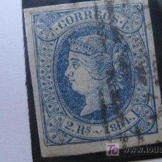 Sellos: 1864 ISABEL II EDIFIL 68. Lote 27576986