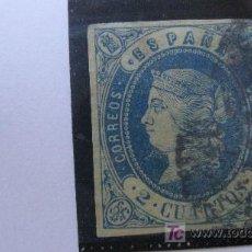 Sellos: 1862 ISABEL II EDIFIL 57. Lote 27596581