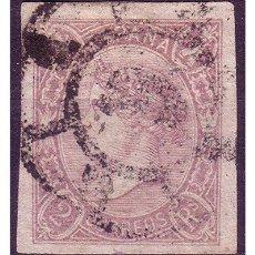 Sellos: 1865 ISABEL II, EDIFIL Nº 73 (O). Lote 22074295
