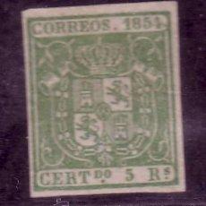 Sellos: ESPAÑA.- SELLO Nº 26 FALSO FILATELICO. . Lote 23780691