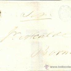 Sellos: 1862.- CADIZ A BORNOS . Lote 32030773
