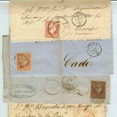 Sellos: CARTAS DE ESPAÑA. Lote 32417101