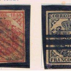 isabel II 1854 escudos