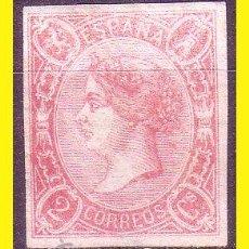 Sellos: 1865 ISABEL II EDIFIL Nº 69 (*) . Lote 44977407
