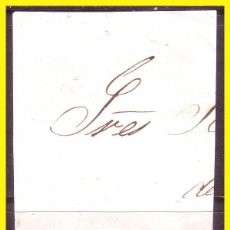 Sellos: 1851 ISABEL II, FRAGMENTO DE CARTA EDIFIL Nº 6 (O). Lote 47125286