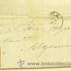 Sellos: CARTA CON EL SELLO DE ISABEL II. Lote 47240989