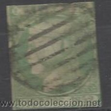 Sellos: ESPAÑA Nº 15 ISABEL II 5 REALES CATALOGO EDIFIL MATASELLADO. Lote 48438968