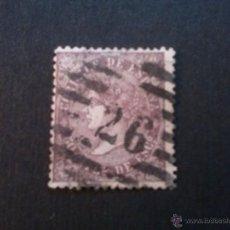 Sellos: PARRILLA CON CIFRA 26 DE GERONA , EN EDIFIL 98. Lote 52833266