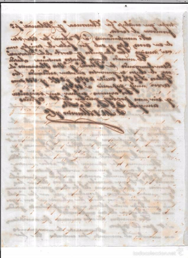 Sellos: CARTA LA HABANA - CADIZ. POR VIA NEW YORK. AÑO 1856. - Foto 2 - 57227916