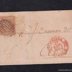 Sellos: 1852.- SEVILLA A CÁDIZ. Lote 57947768