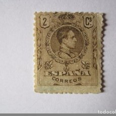 Sellos: SELLO ESPAÑA ALFONSO XIII 1920 2 CENTIMOS NUEVO. Lote 68846825