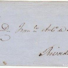 Sellos: SELLO 81: AVILES A RIVADEO. 1866.. Lote 73102091