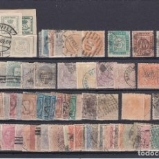 Sellos: ESPAÑA 1865 / 1955 LOTE DE SELLOS NUEVOS Y USADOS . Lote 98436859