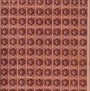 Sellos: 1862 HOJA ENTERA DE 100 SELLOS DEL 4 CUARTOS NUM. 58. Lote 99877667